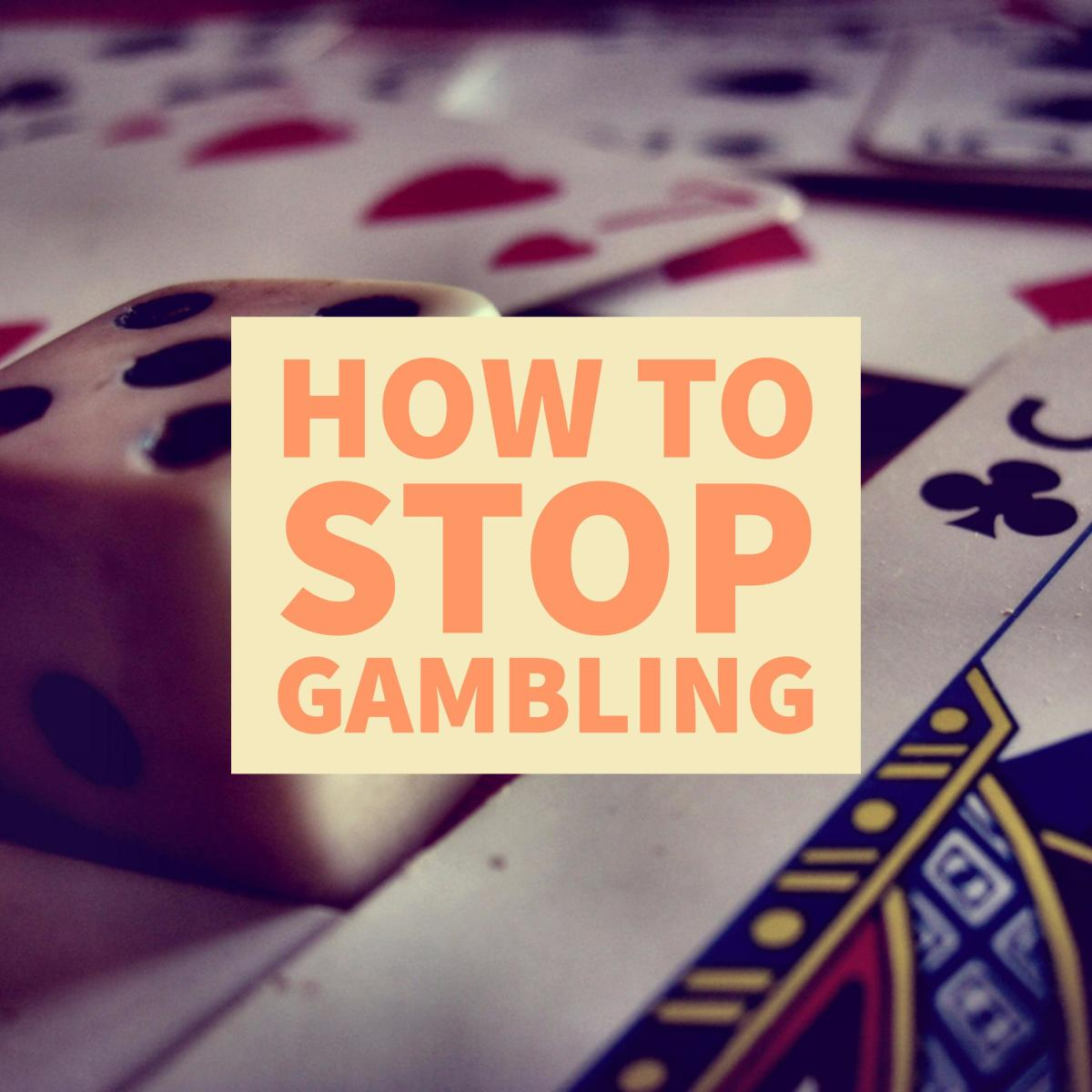 How to stop a gambler from gambling palms casino las vegas employment