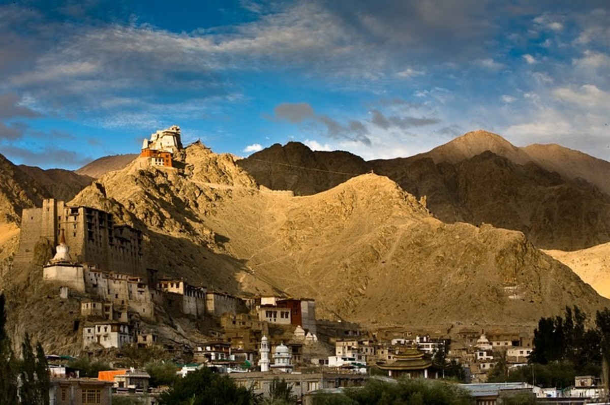 Buying Real Estate in Leh - Buying Property in Ladakh