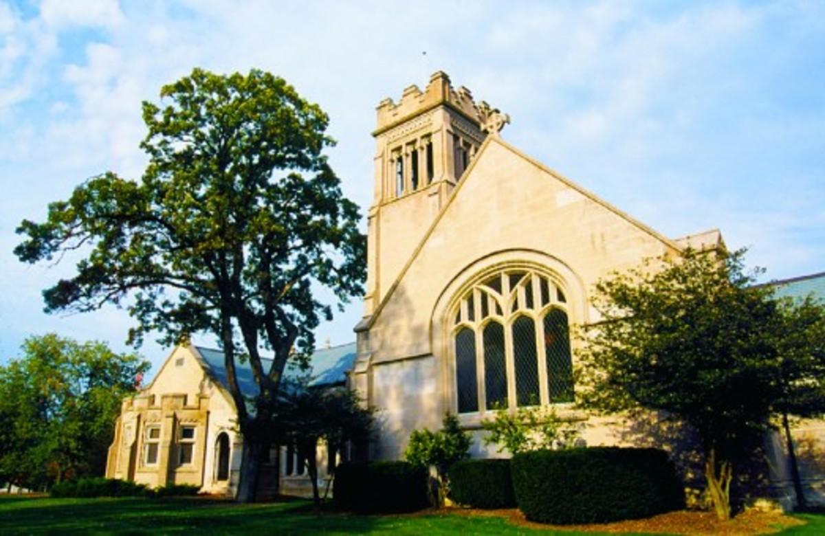 Reid Memorial Chapel