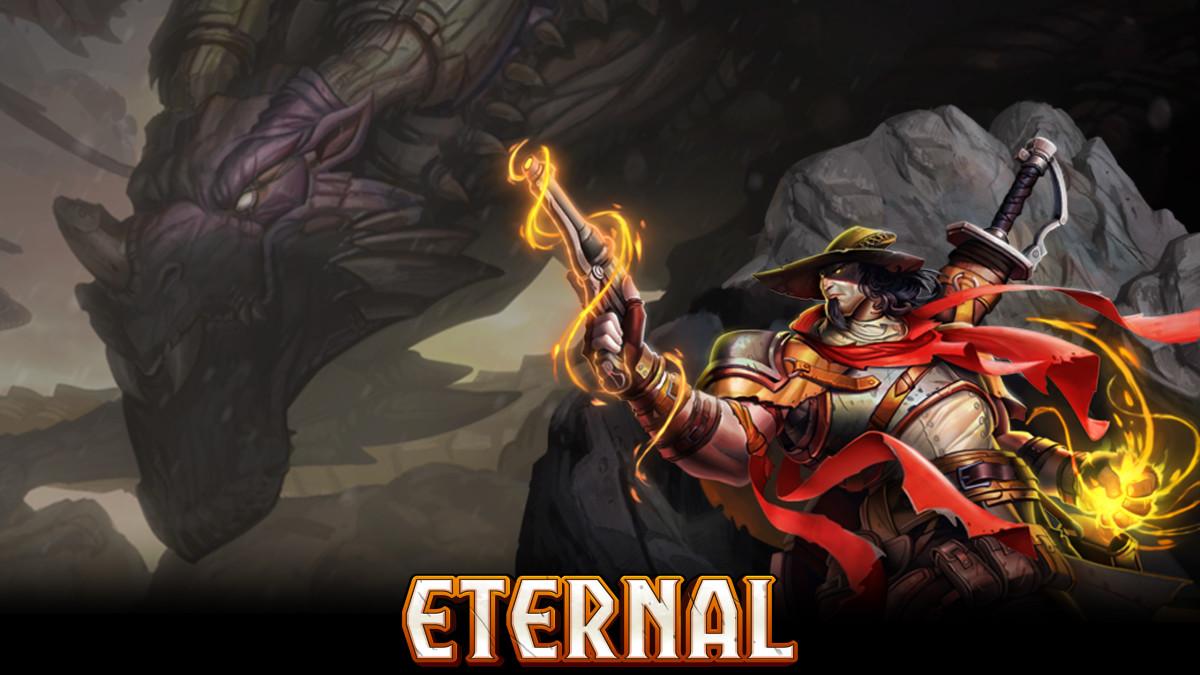 Eternal App loading screen
