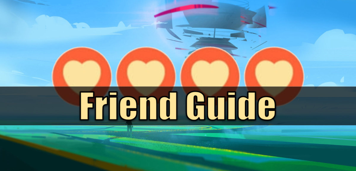 """Pokemon Go"" Friends & Lucky Friends Guide"