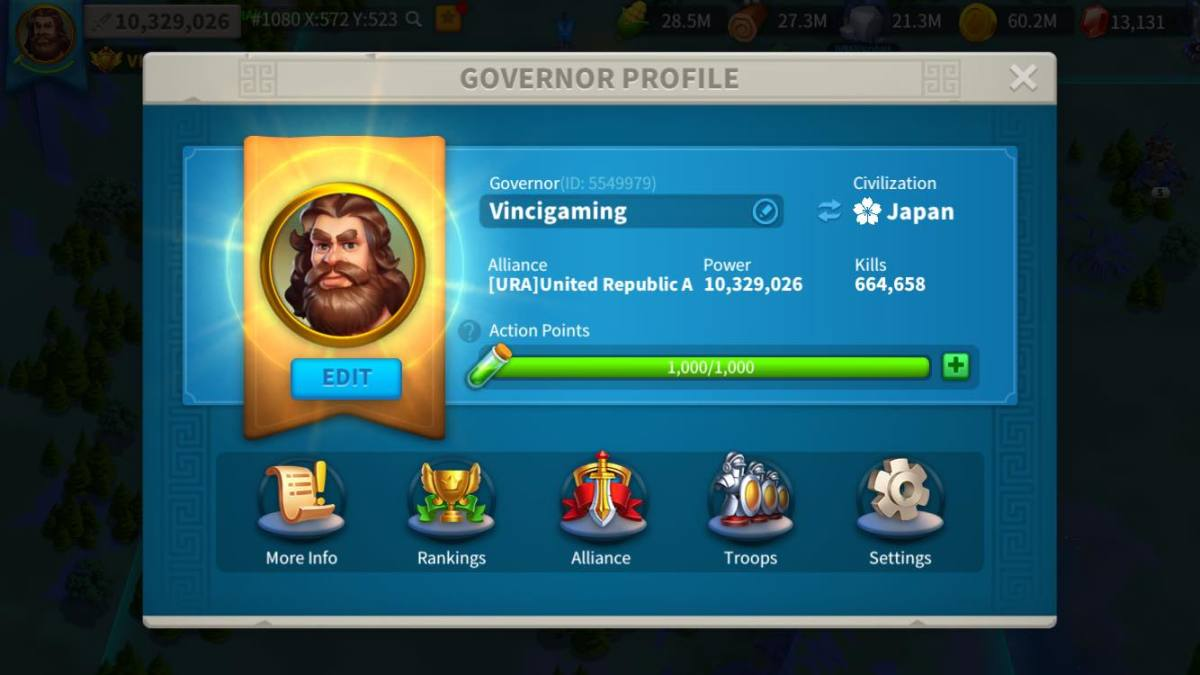Rise Of Kingdom Guide for Beginner Governors