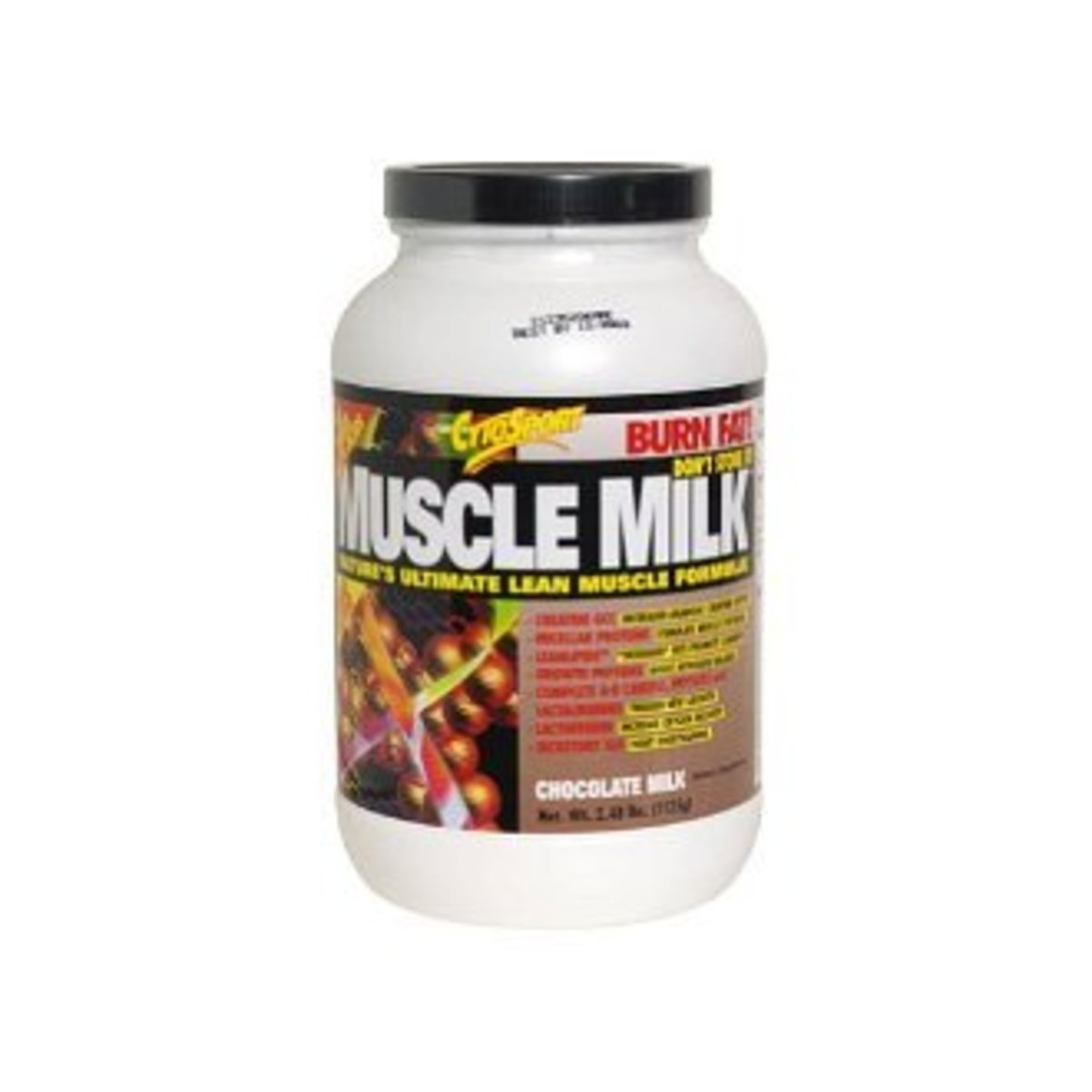 Muscle Milk -- Side Effects and Benefits