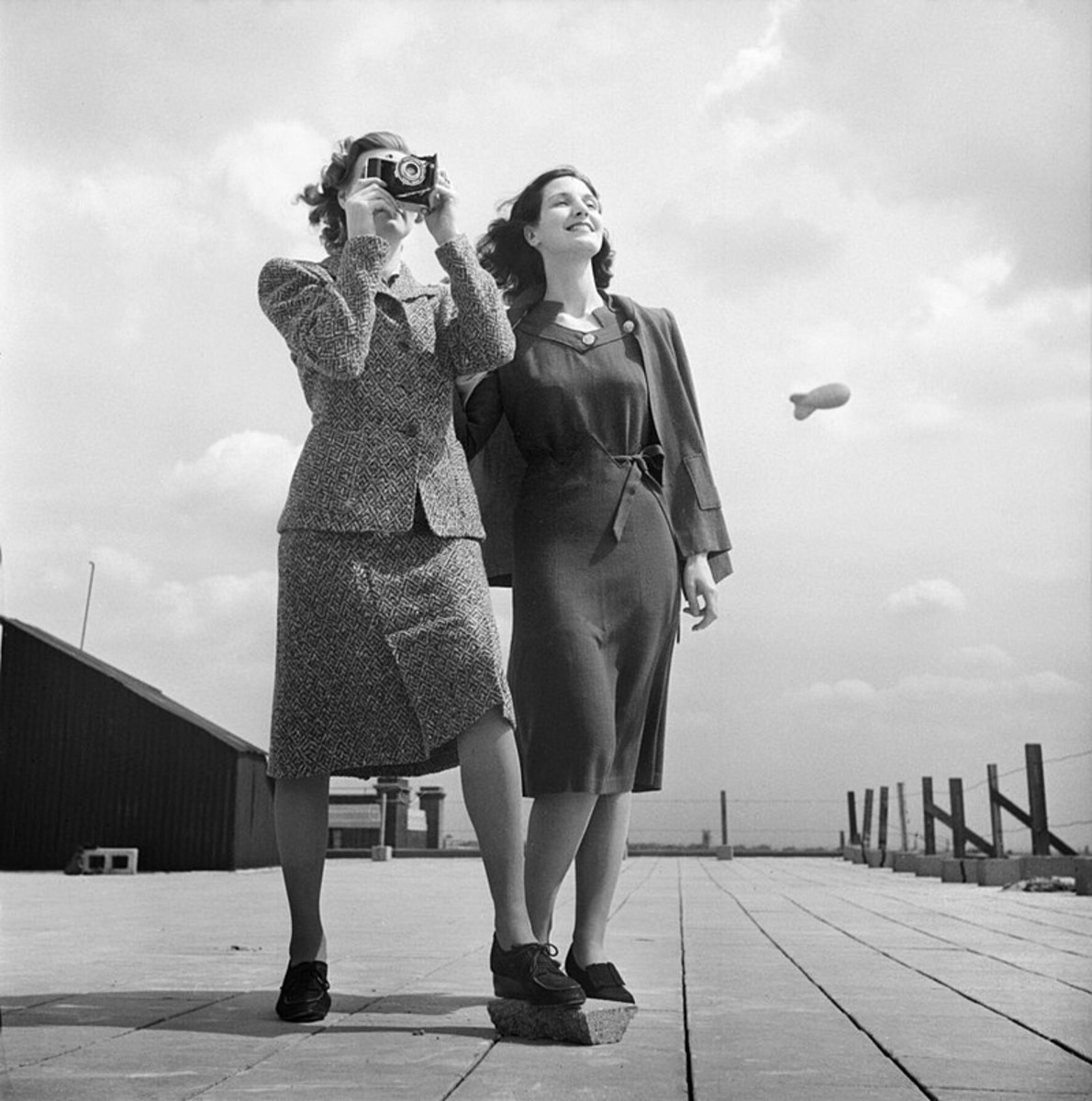 Fashion History - Women's Clothing in the 1940s