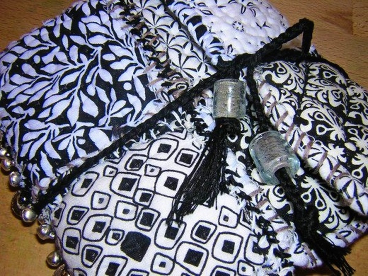 How To Make Fabric Journals Feltmagnet Crafts