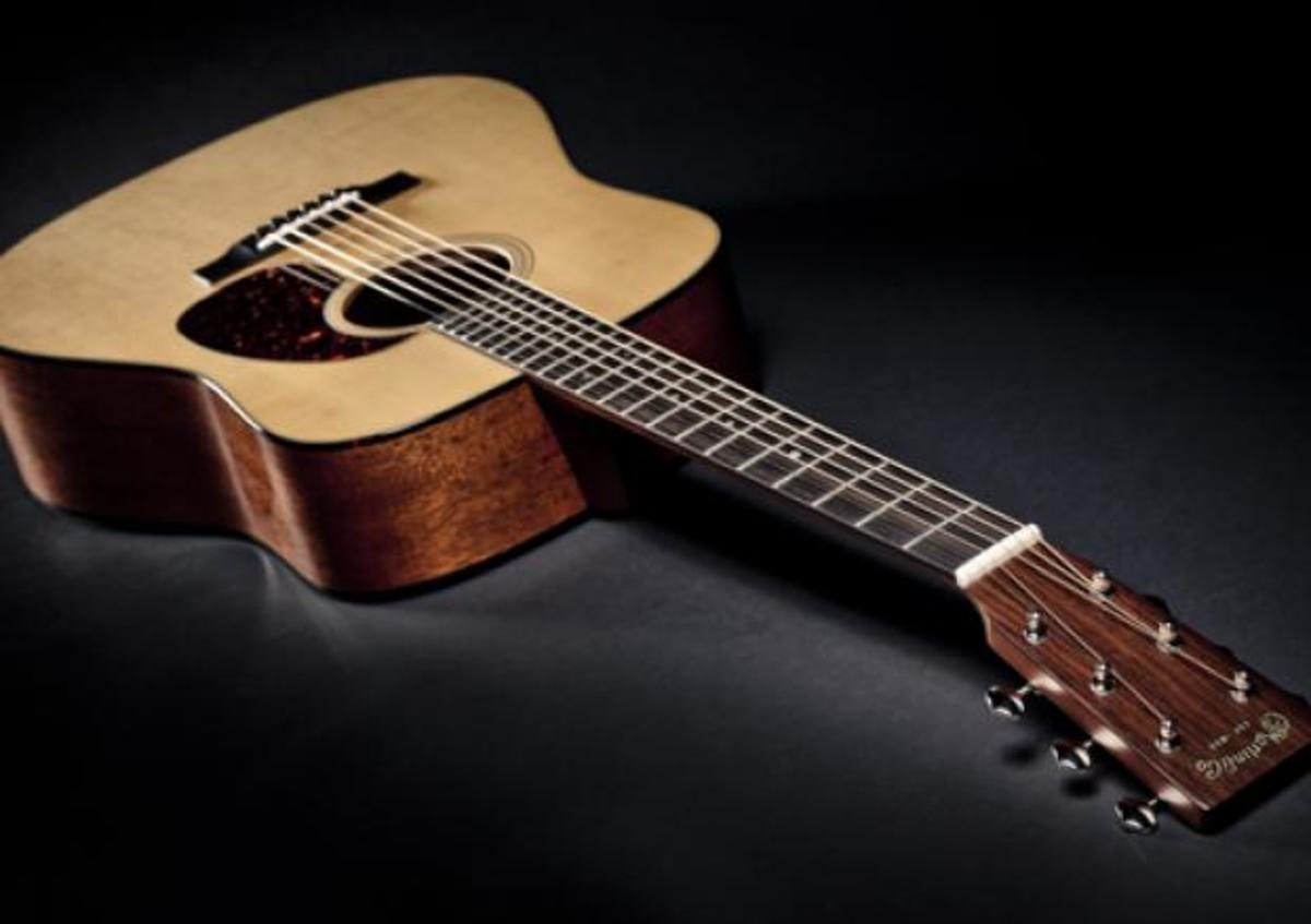 The Martin D-18 Guitar and Its Very Special Sound