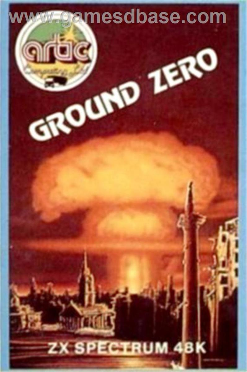 You knew what you were getting with this cassette cover to Ground Zero