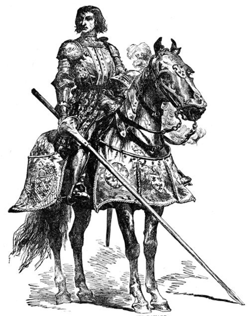 Sir Lancelot and Sir Gawain: A Contradistinction Among Chivalrous Beatitudes and Courtly Love