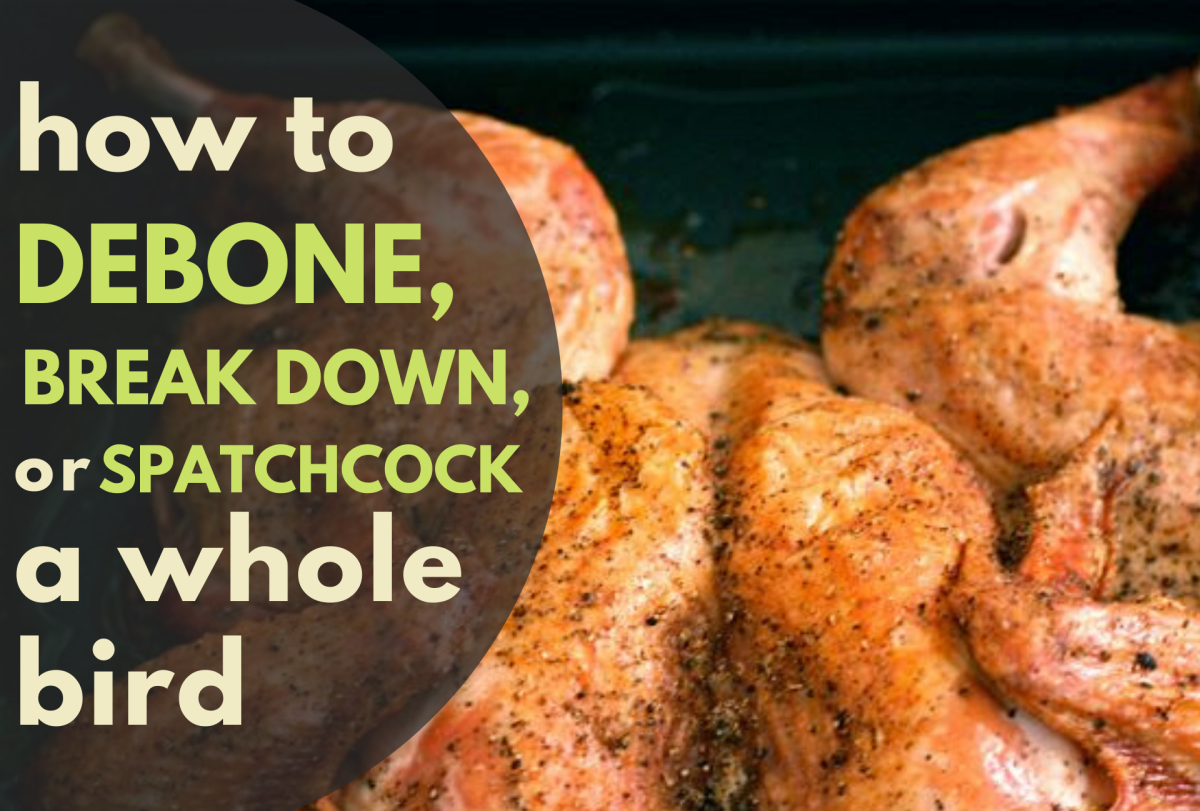 How to Debone a Whole Chicken, Turkey, Duck, or Any Poultry