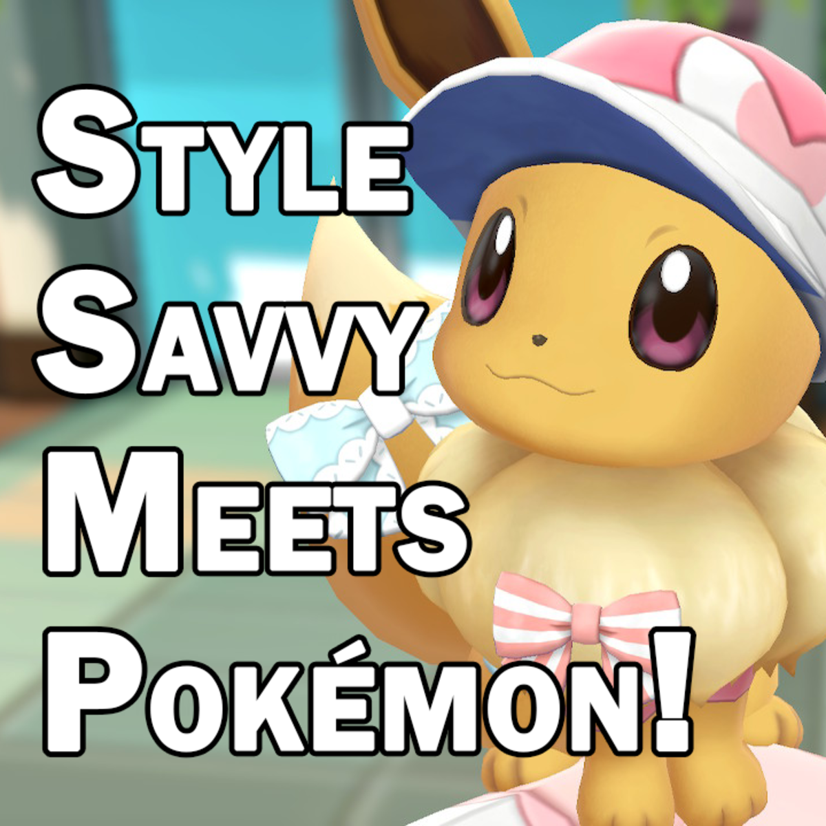 We need a Pokemon/Style Savvy crossover game on the Nintendo Switch!