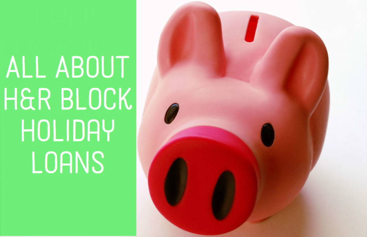 Holiday Tax Loans From H&R Block