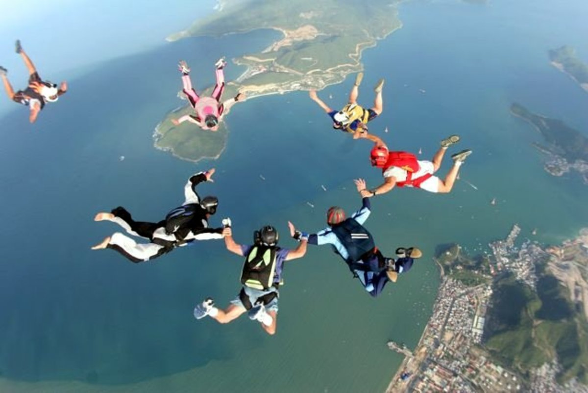 How Much Does It Cost to Skydive? | SkyAboveUs