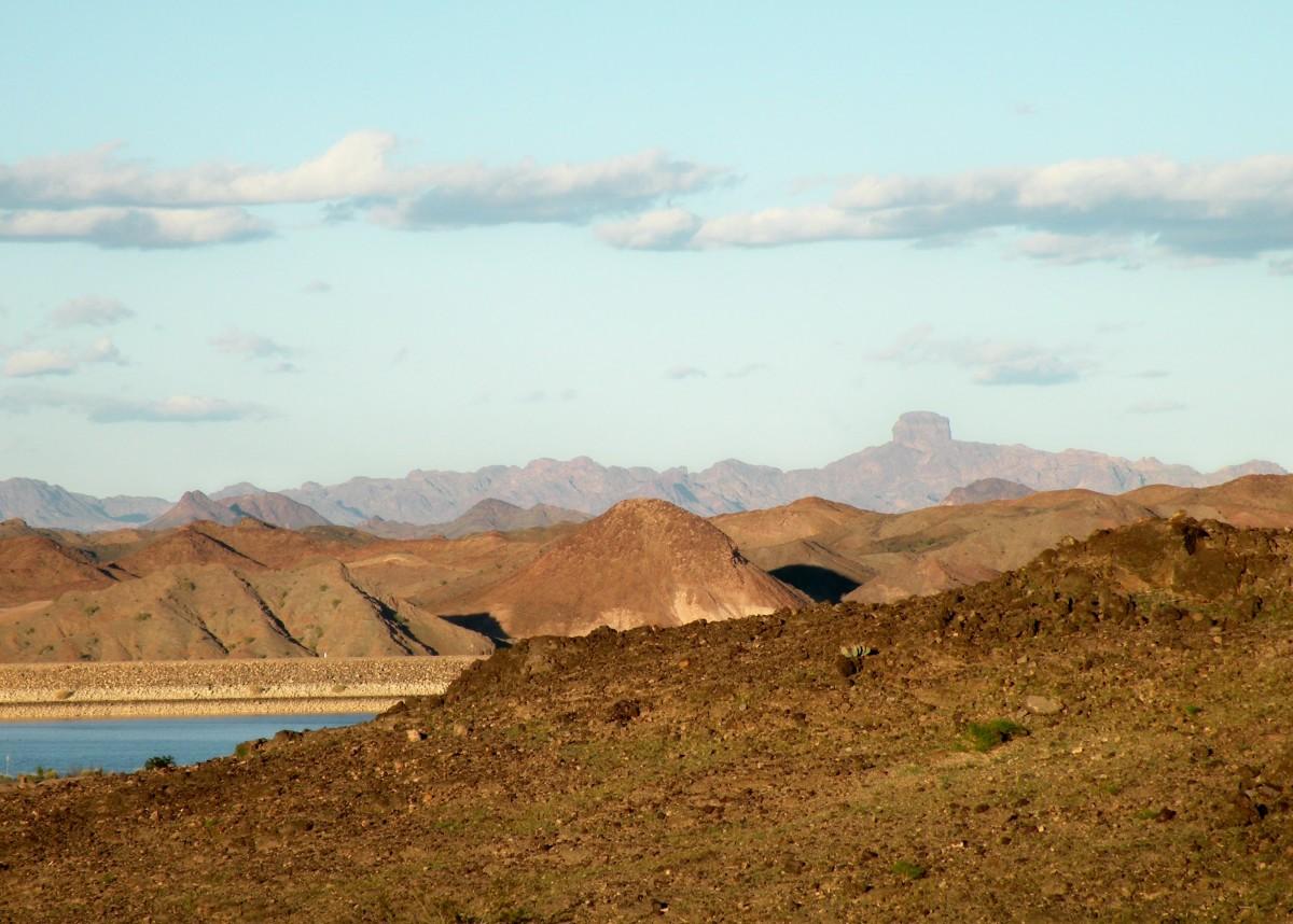 Boondocking in the Arizona Desert