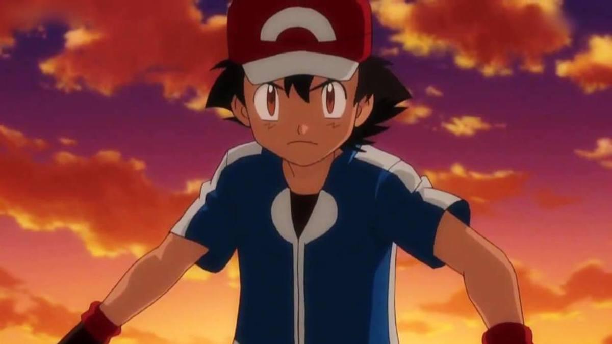 Ash's Kalos appearance