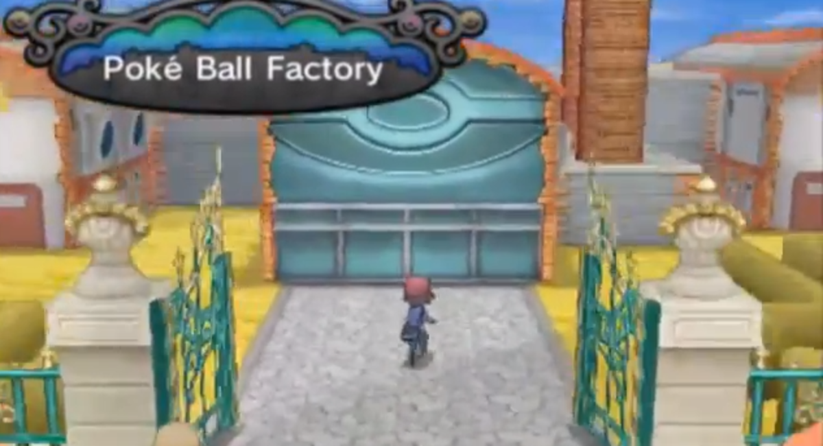 Pokémon X and Y Walkthrough, Part Twenty-Six: Poke Ball Factory