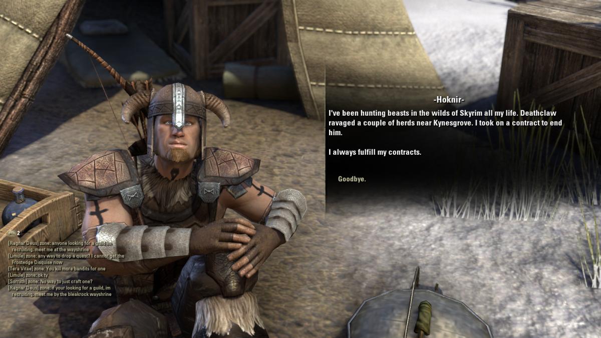 """The Elder Scrolls Online"" Walkthrough: Bleakrock Isle – Tracking the Game"