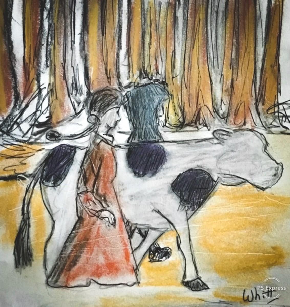 The Magic Cow - Ch 4