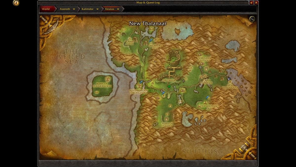 """""""World of Warcraft"""" Silk Cloth Farming Guide"""