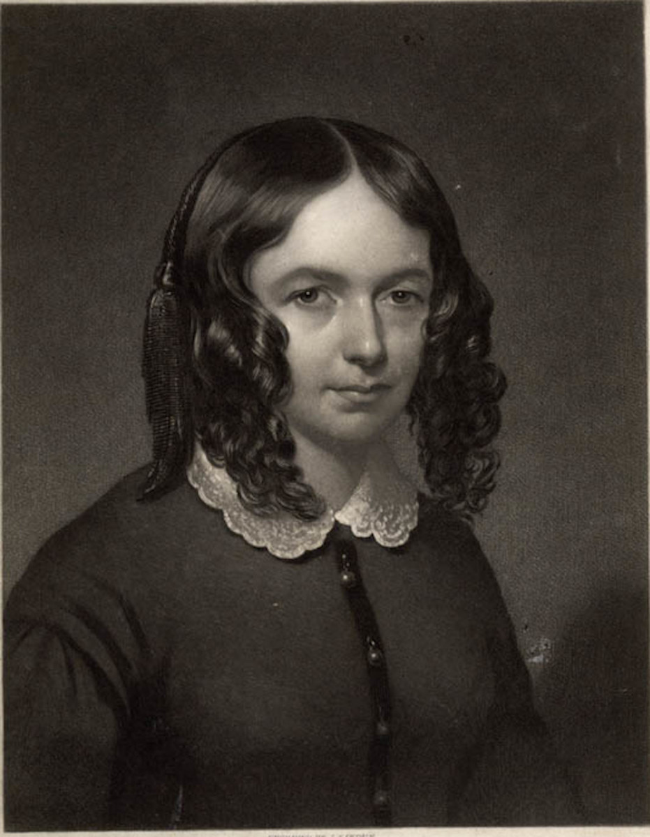 "Elizabeth Barrett Browning's Sonnet 14:  ""If thou must love me, let it be for nought """