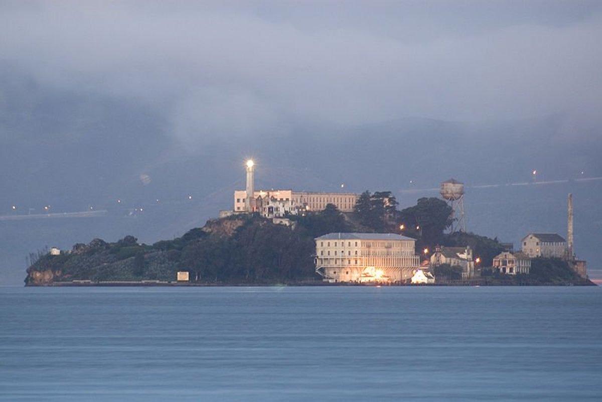 History and Hauntings of Alcatraz Prison
