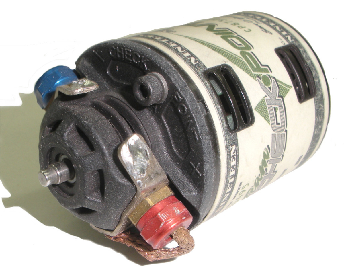 Radio-Controlled Cars: Brushed Motor to Brushless Motor Conversion Guide