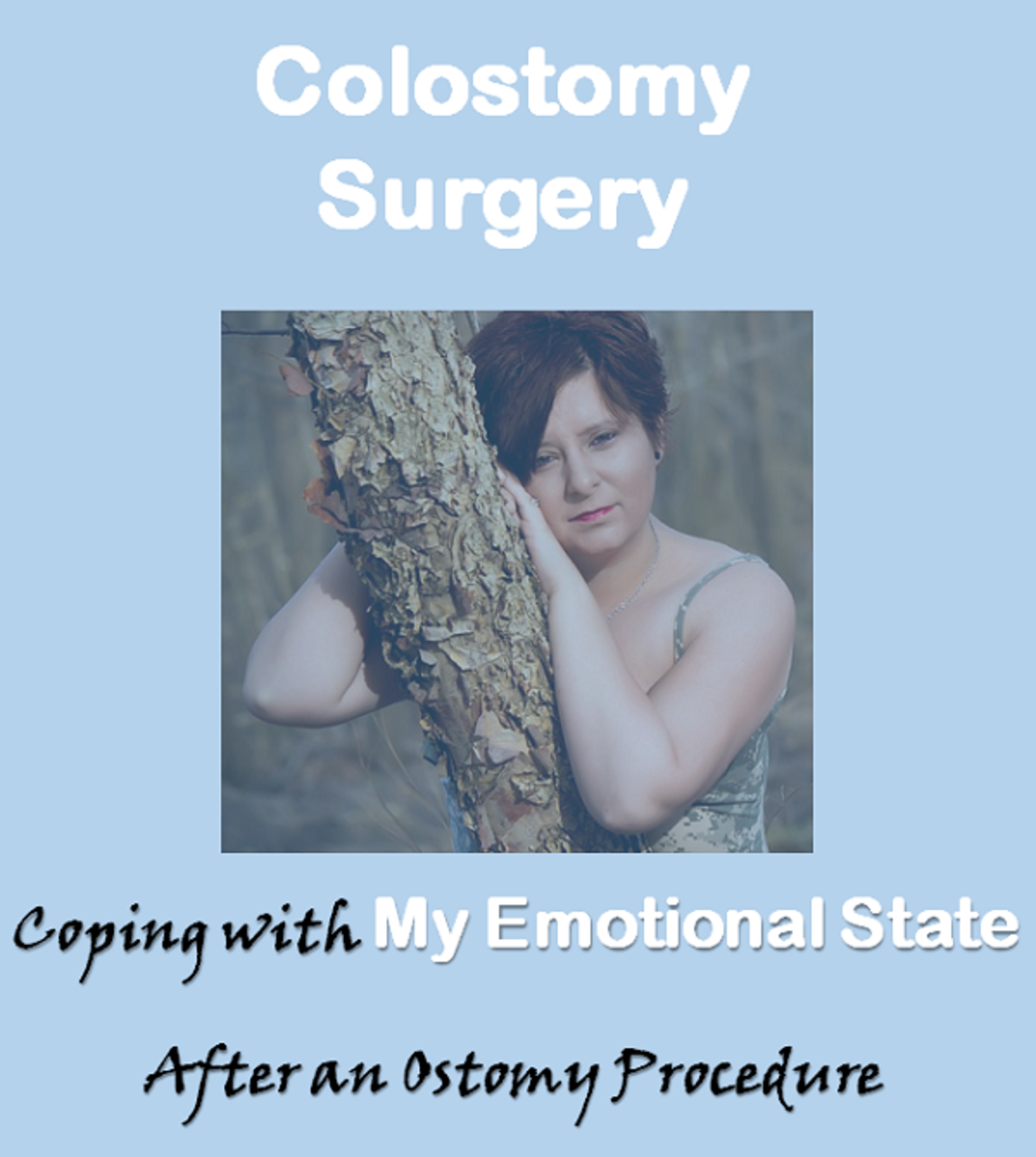 My Emotional State After Colostomy Surgery