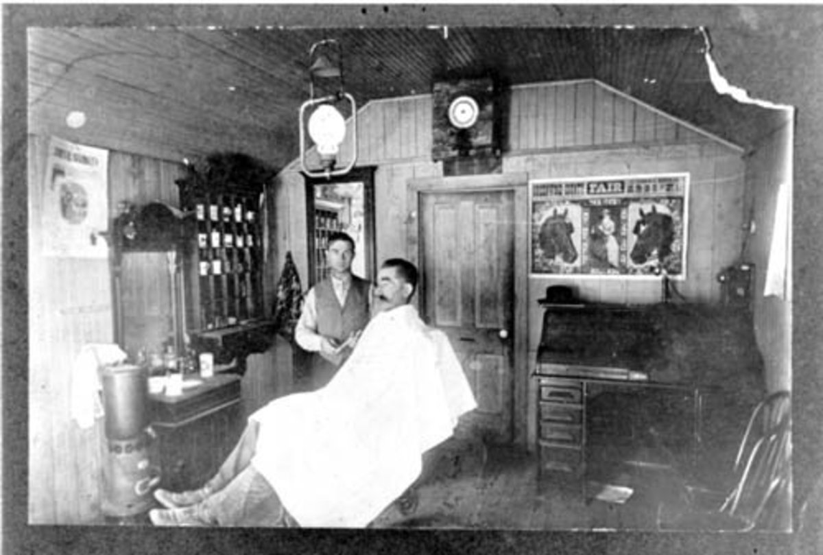 The Unheard of History of the Hairdresser