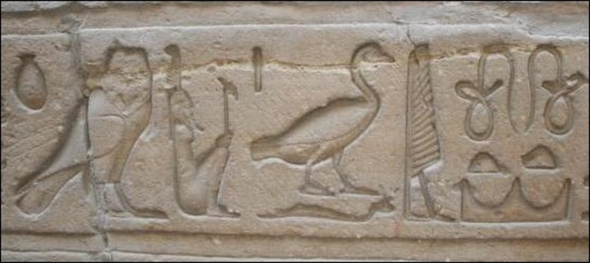 Facts about Hieroglyphics