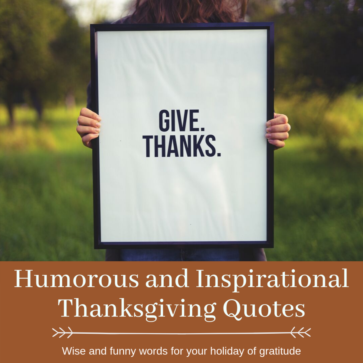 Funny and Inspirational Thanksgiving Quotes