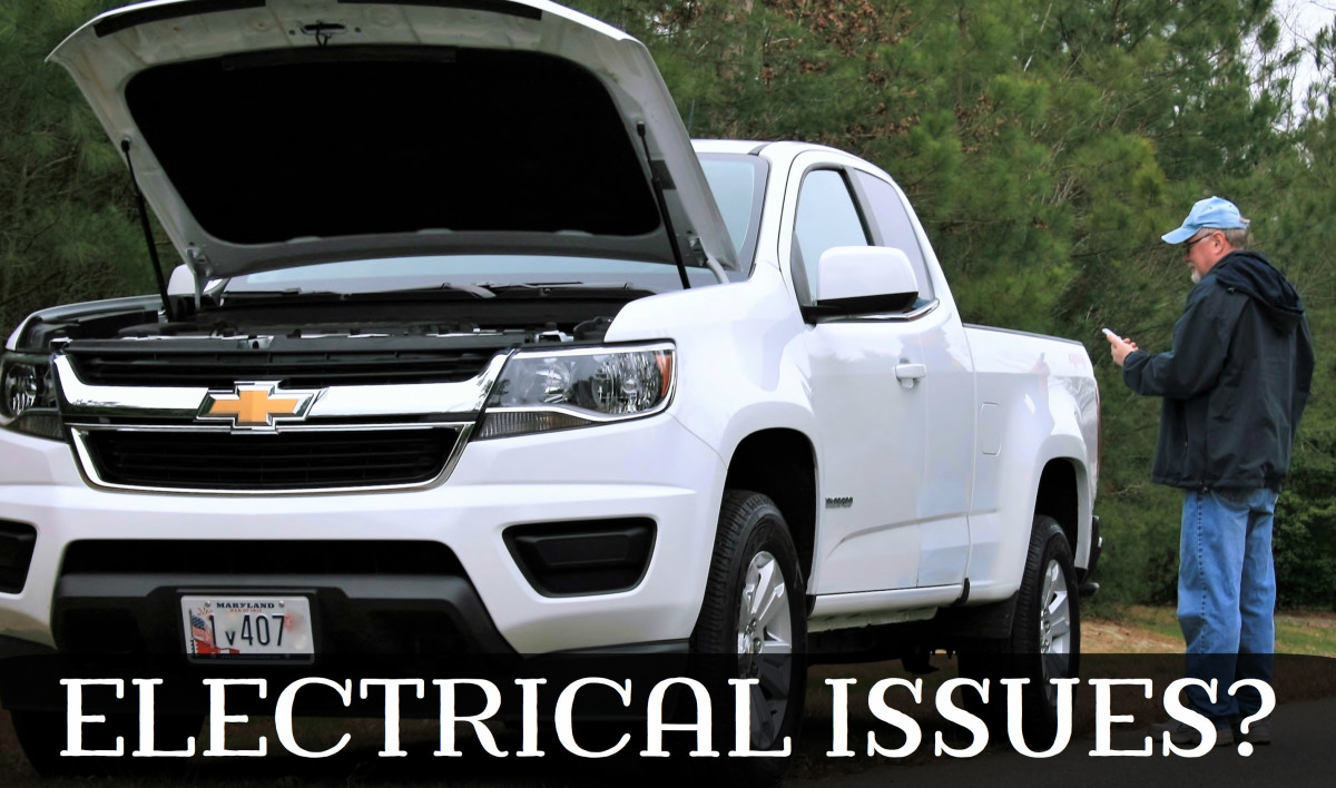 How to Diagnose an Alternator or Electrical Problem | AxleAddict  Dodge Sel Charging System Wiring on