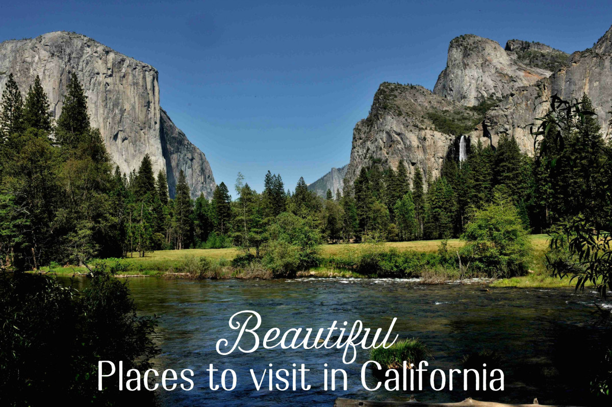 Top 20 Most Beautiful Places To Visit In California