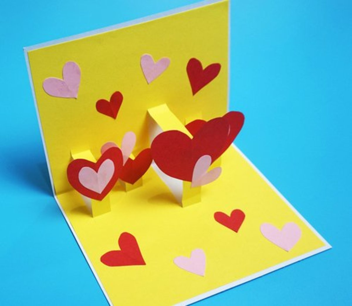 37 DIY Ideas for Making Pop-Up Cards