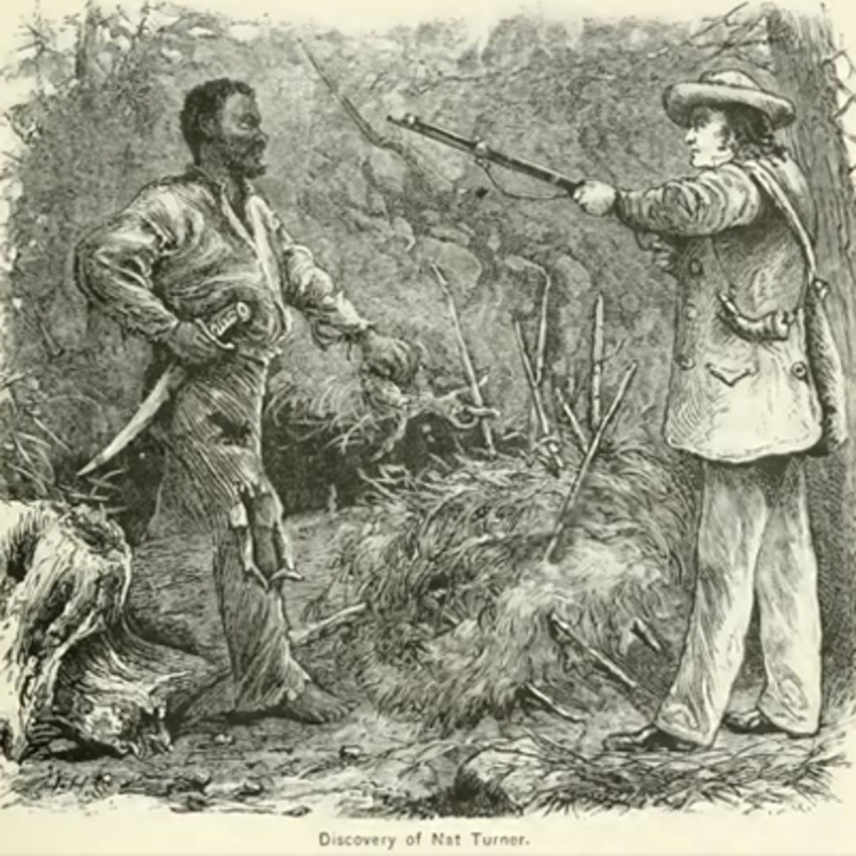 The Impact of Nat Turner's Rebellion.