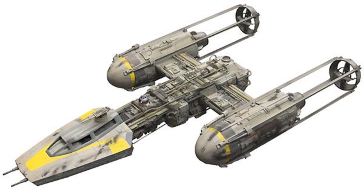Top 10 Starships in Star Wars Rebel Strike