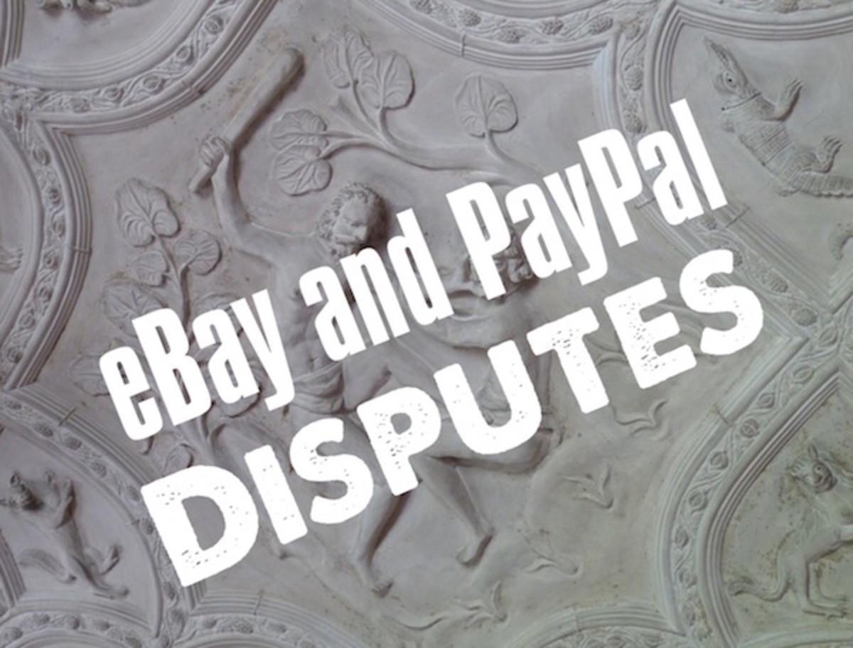 how to raise dispute on ebay