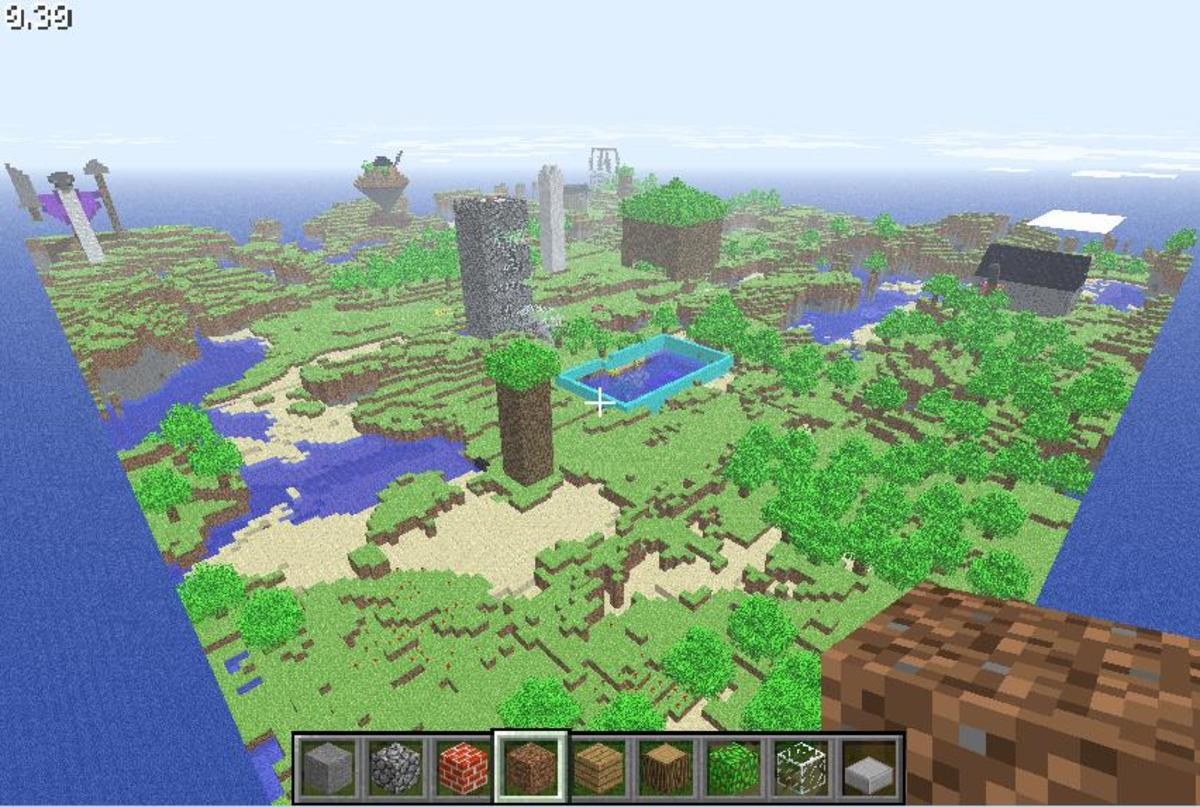 "There are tons of different maps to explore in ""Minecraft."" Learn how to find and load new ones safely."