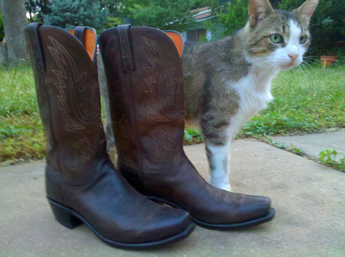 Cowboy Boots - An American Tradition