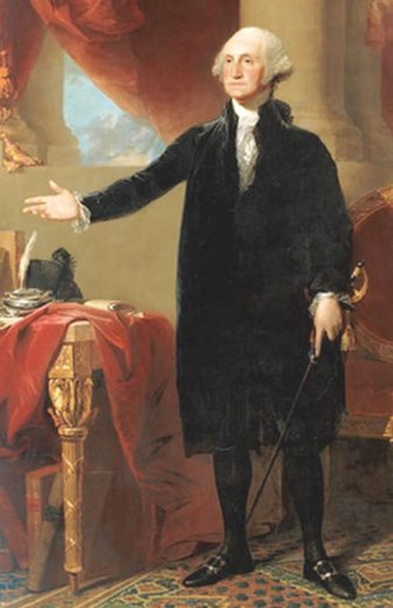 "As ""President of the Convention,"" the American presidency was created by the Philadelphia delegates with George Washington in mind as the nation's first President."