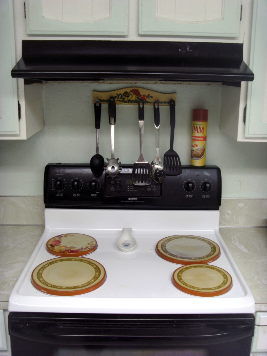 How To Install, Installing An Over The Range Microwave