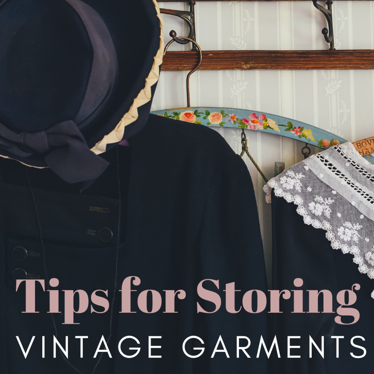How to Store Vintage Clothing