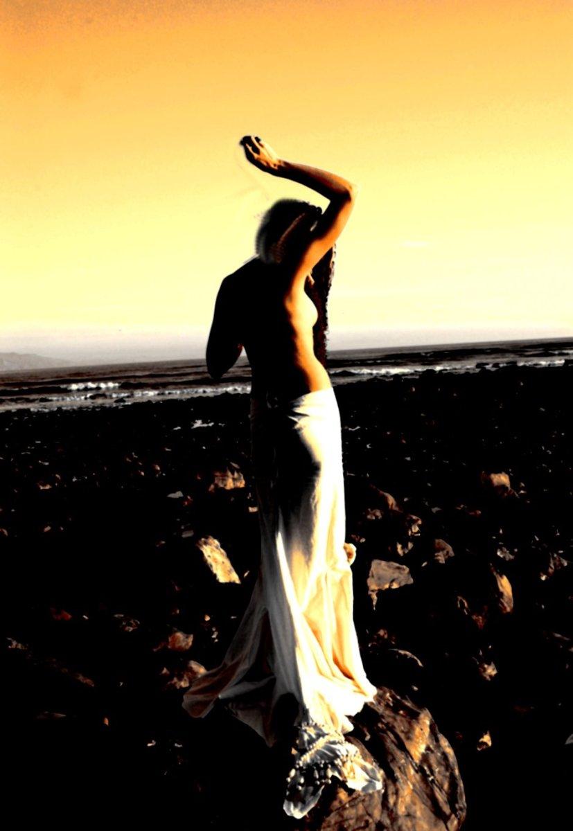 Stone Mermaid