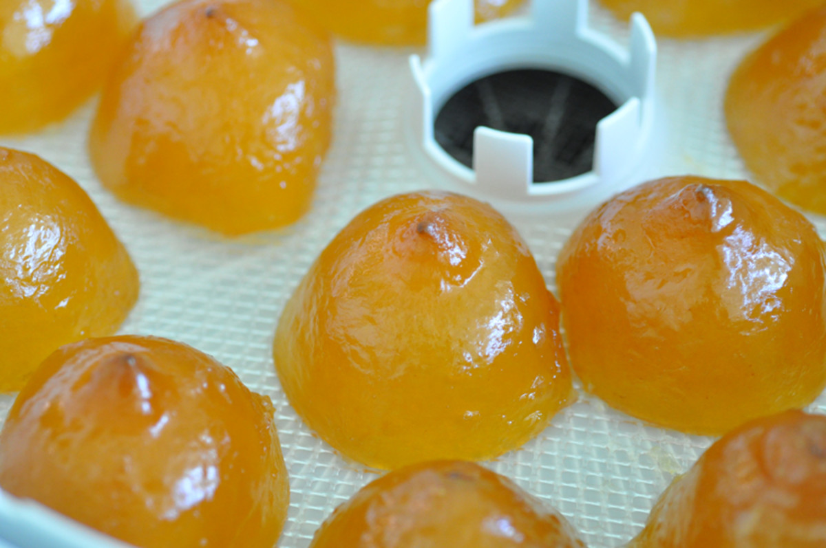2 Ways to Make Candied Citrus Peels