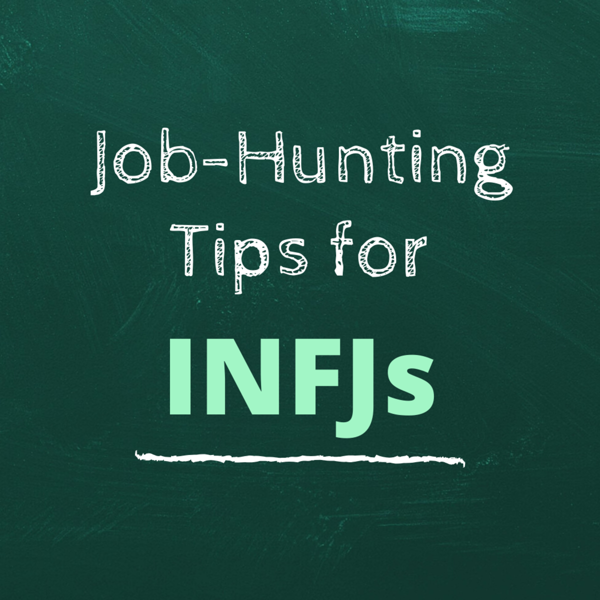 Discover more about the INFJ personality type and what sort of jobs suit their temperament.