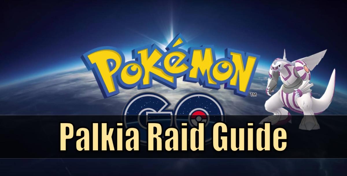 Palkia Raid Guide
