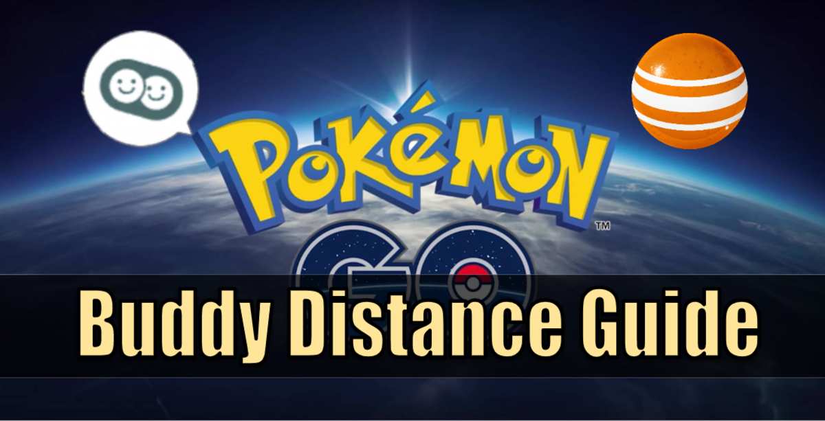 """Pokemon Go"" Buddy Distance Guide"