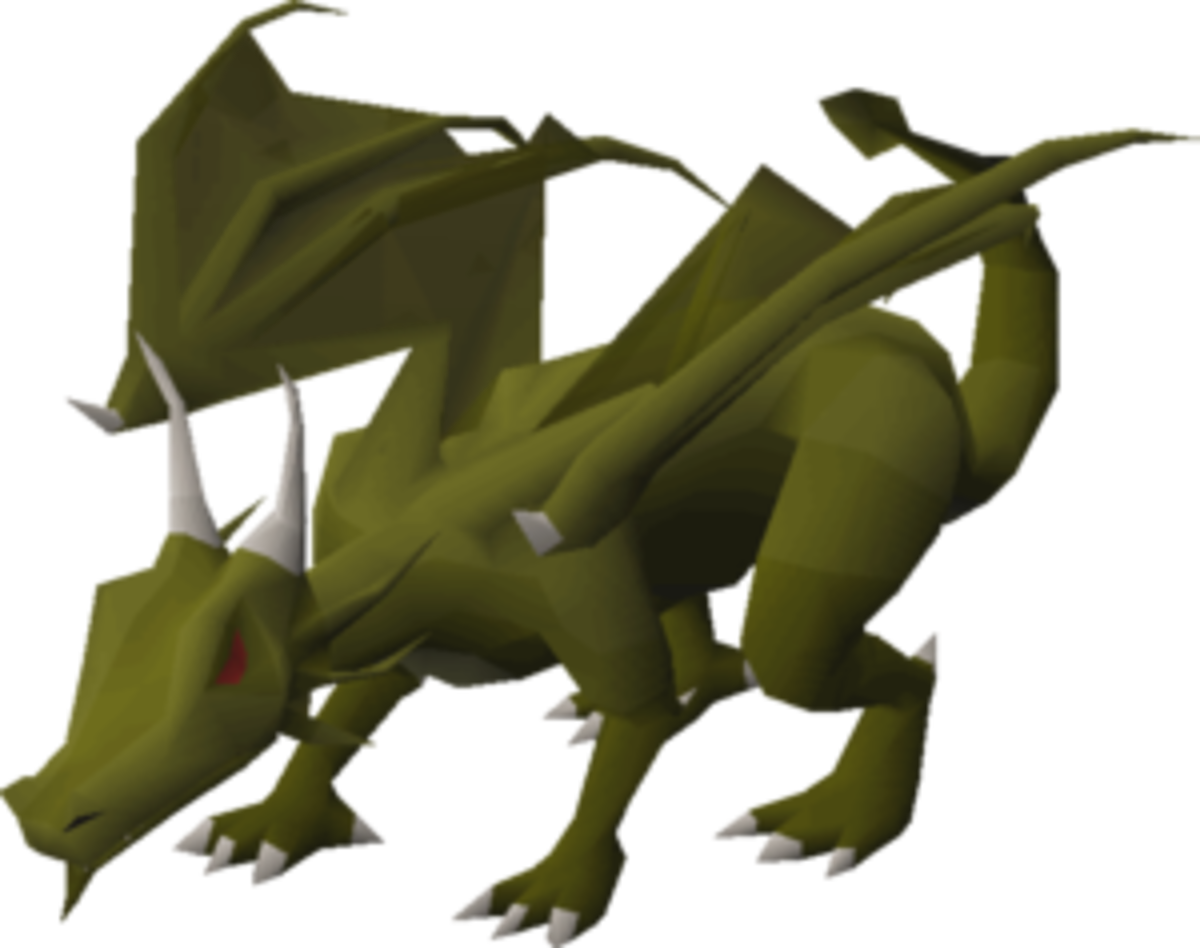 Old School Runescape: F2P/P2P - What Monsters to Kill for Money at Every Level: OSRS PVM Money Making Guide (7M/Hour!)