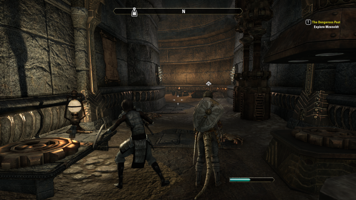 """The Elder Scrolls"" Online Walkthrough: The Dangerous Past"