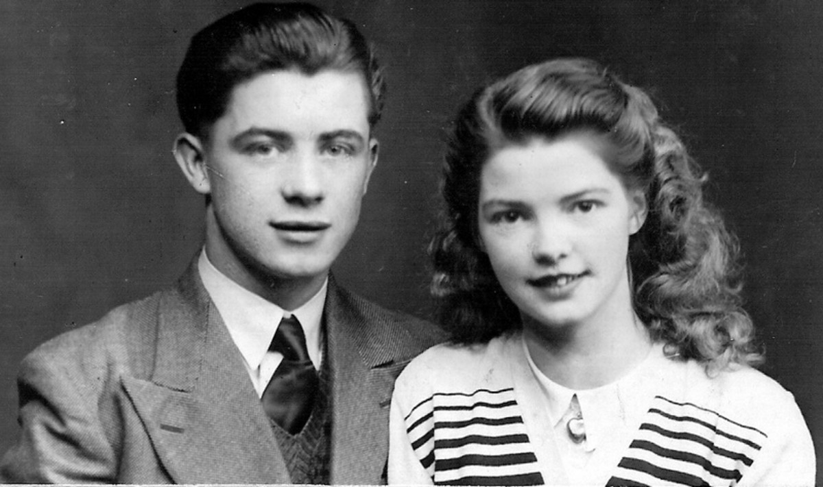 Father and Mother 1952