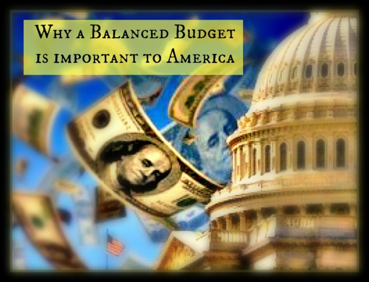 Why a Balanced Budget Is Important to America