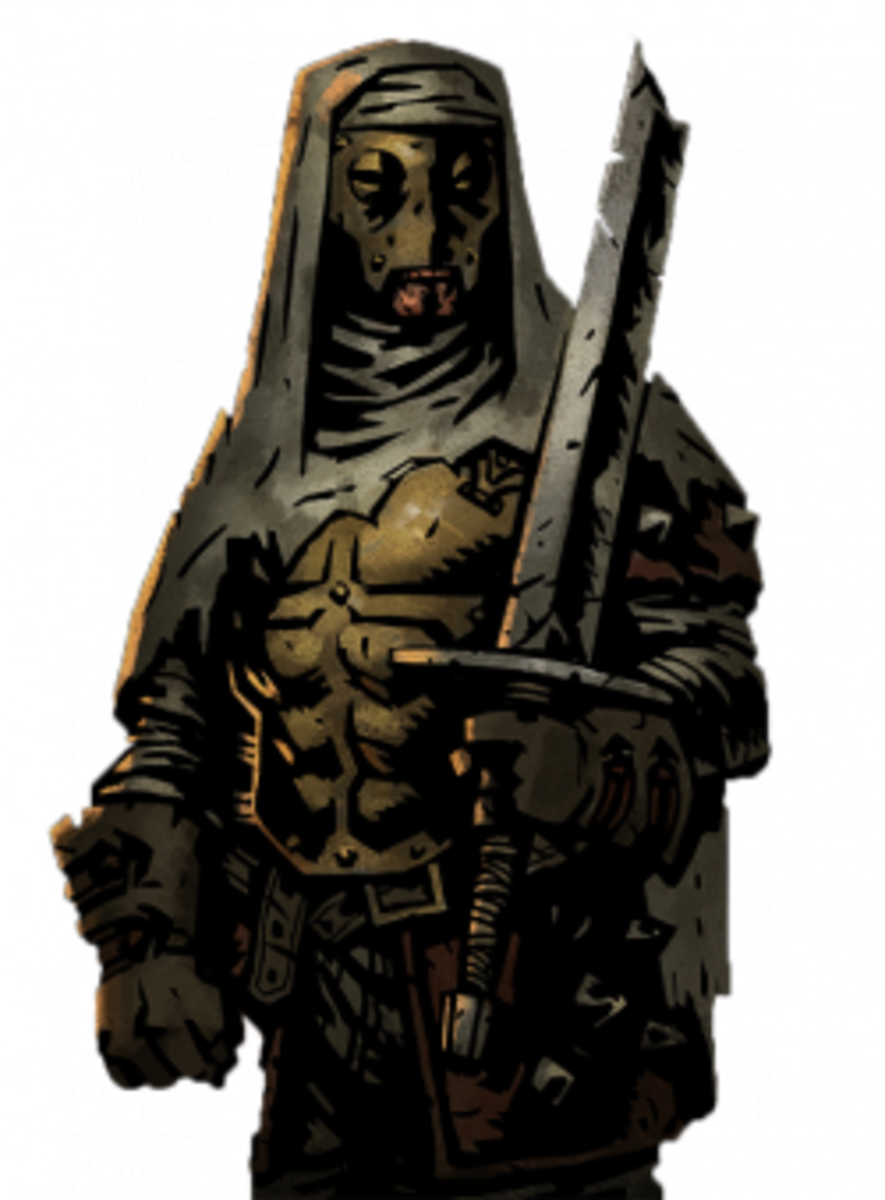 """Darkest Dungeon"": The Leper  Skill Guide"